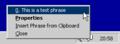 QuickPhrase Typing Tool 1