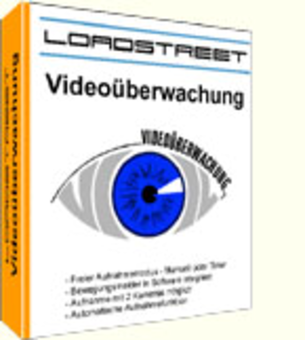 LOADSTREET Videoüberwachung Screenshot
