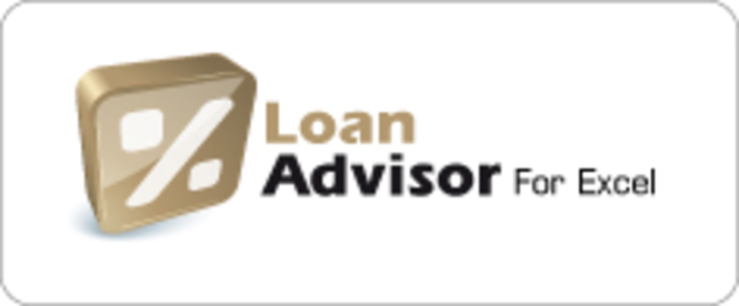 Loan Advisor for Excel (Full) Screenshot 1