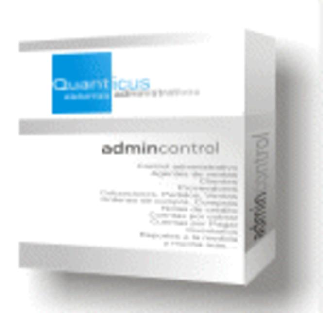 Quanticus Admincontrol Lite (1 usuario concurrente) Screenshot 1