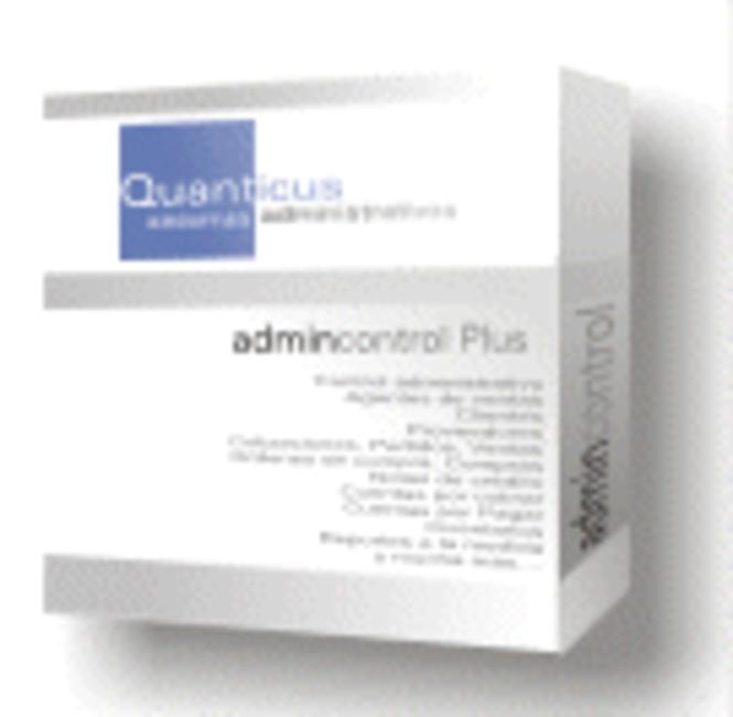 Quanticus Admincontrol PLUS (20 usuarios concurrentes) Screenshot 1