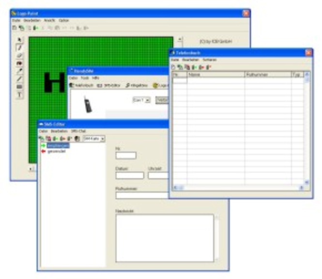 Handysim Screenshot