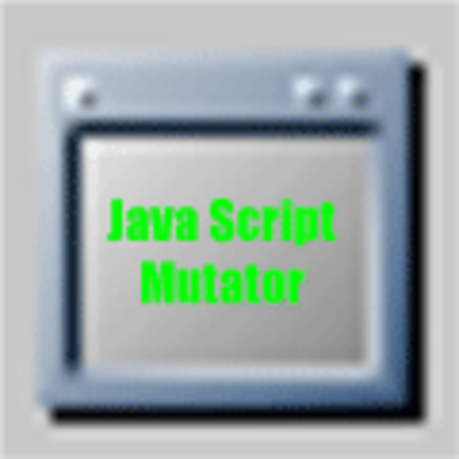 Java Script Mutator Screenshot 1