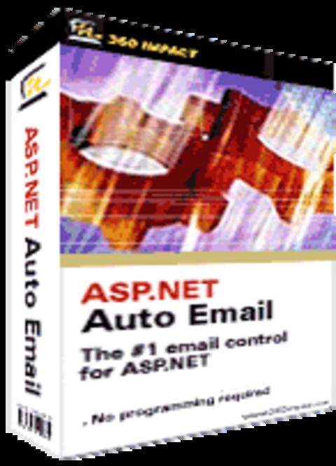ASP.NET Auto Email 2.x (Server License) Screenshot