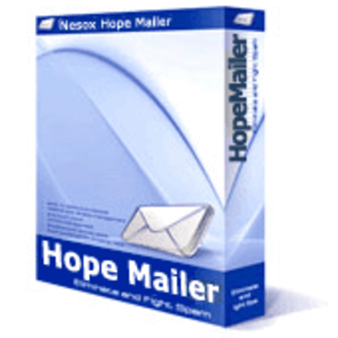 Hope Mailer Personal Edition Screenshot