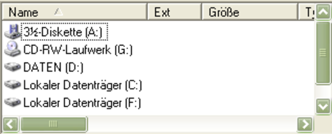 JRFileViewer ActiveX Control Screenshot