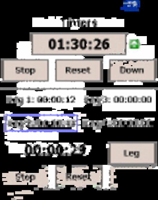Niborex E6-B for the Pocket PC Screenshot 1