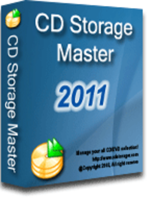 CD Storage Master 2009 (Corporate License) Screenshot 1