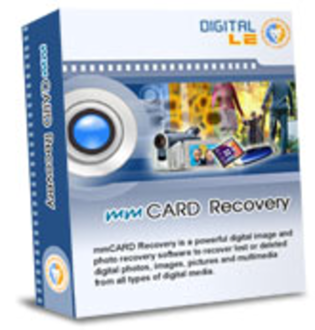 mmCARD Recovery - Single User License Screenshot