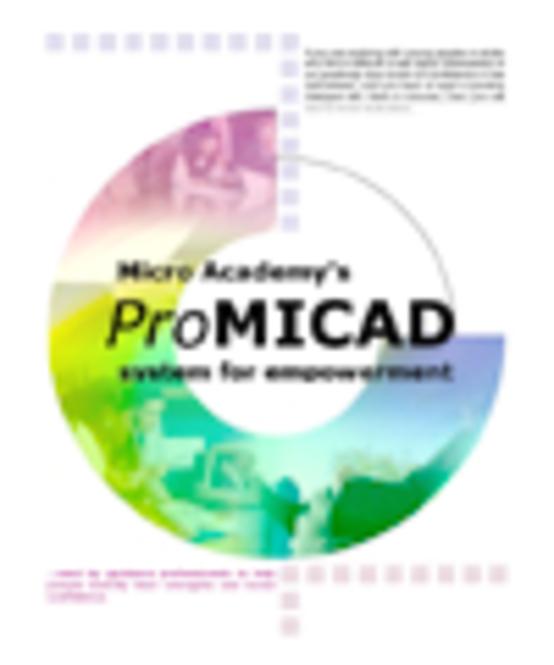 ProMICAD - 3 month licence Screenshot