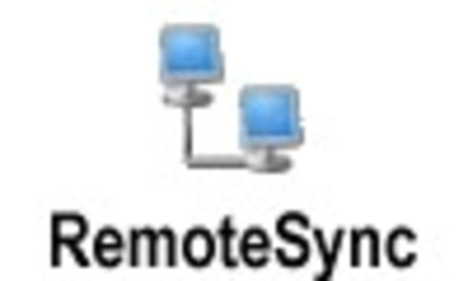 Remote Sync Screenshot