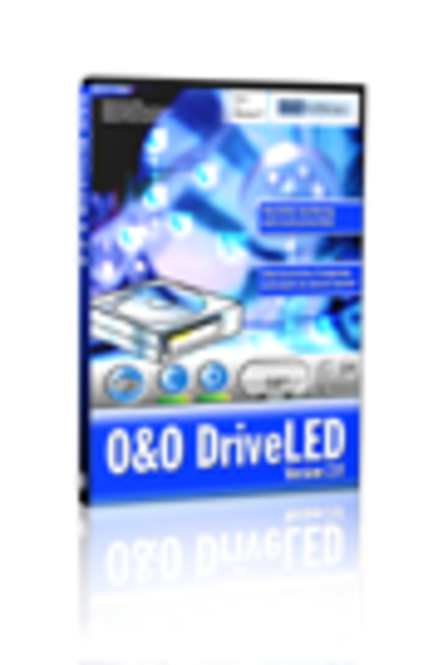 O&O DriveLED 2 (25 Users) Screenshot