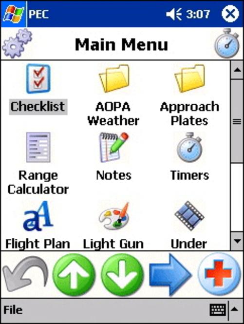 Niborex Portable Electronic CoPilot for the Pocket PC w/ CD Screenshot 1