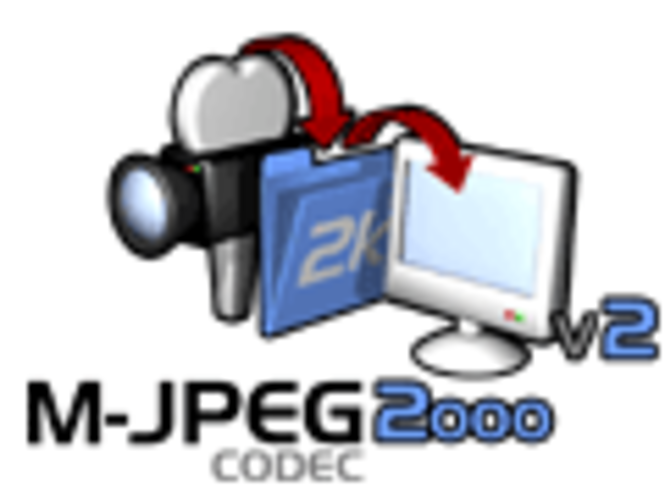 Morgan Multimedia MJPEG2000 Codec v2 Screenshot 1
