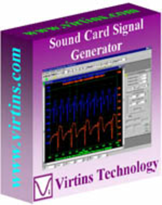 Sound Card Signal Generator Screenshot 1
