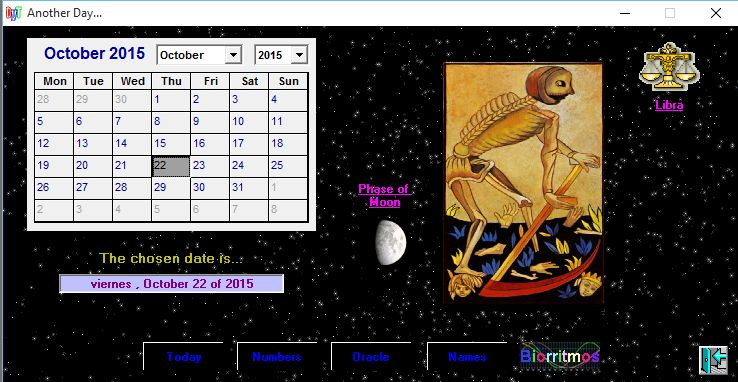 DigyTarot Screenshot 2