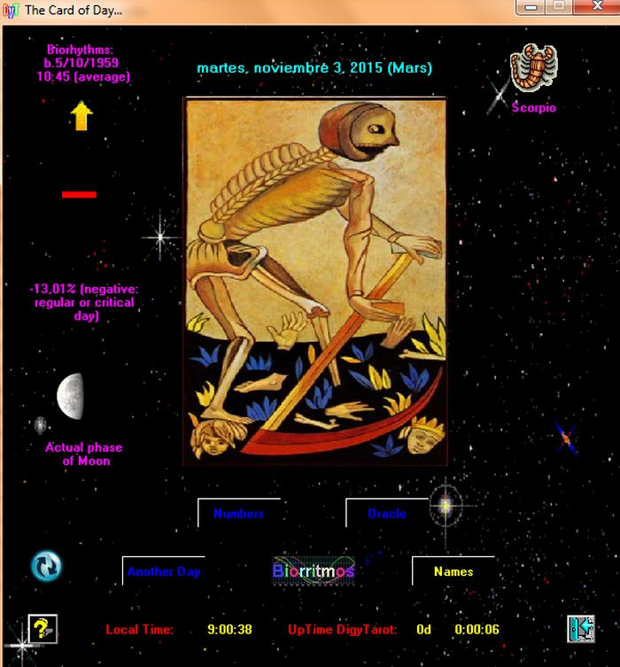 DigyTarot Screenshot 5