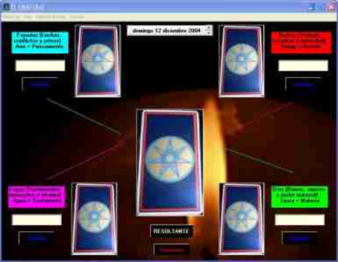 DigyTarot Screenshot