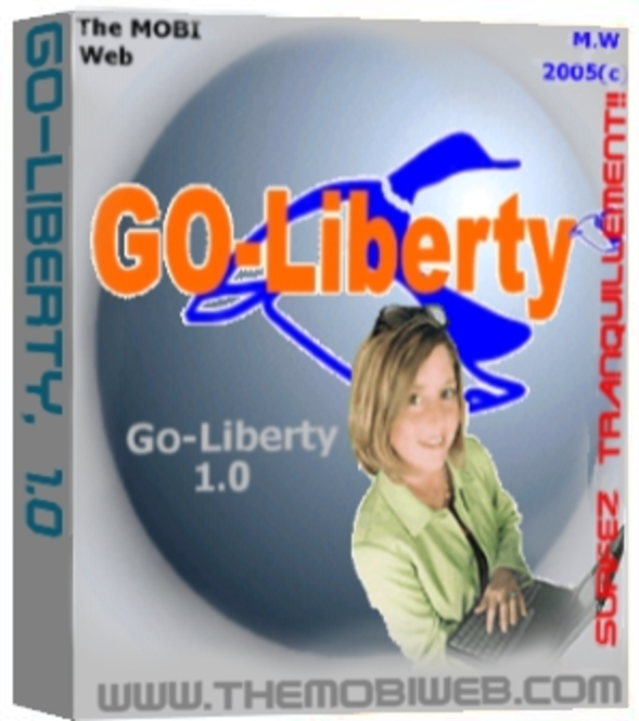 Go-Liberty Screenshot