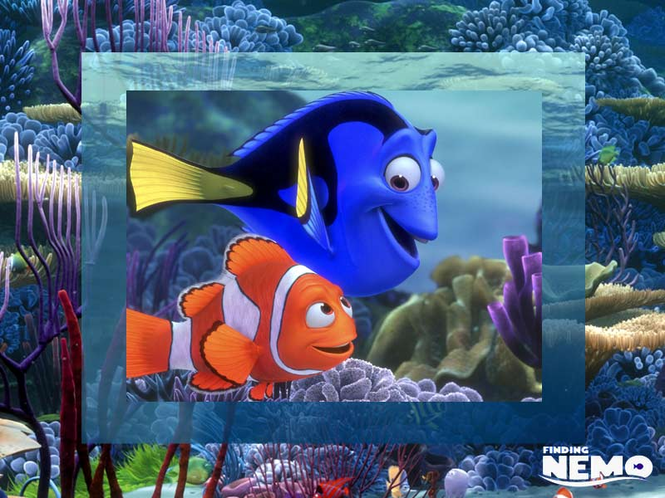 Finding Nemo Movie Screensaver Screenshot 1