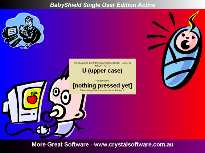 BabyShield Screenshot