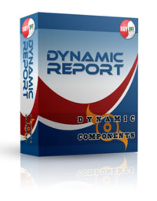 DC Dynamic Report Screenshot