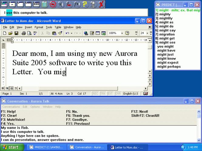 Aurora Suite Screenshot 1