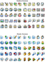 xp and mac style icons Free 1