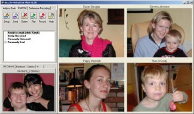 Buzz 3D VideoChat Plus! Screenshot