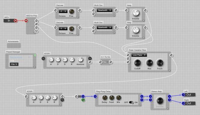 SynthMaker Screenshot 2