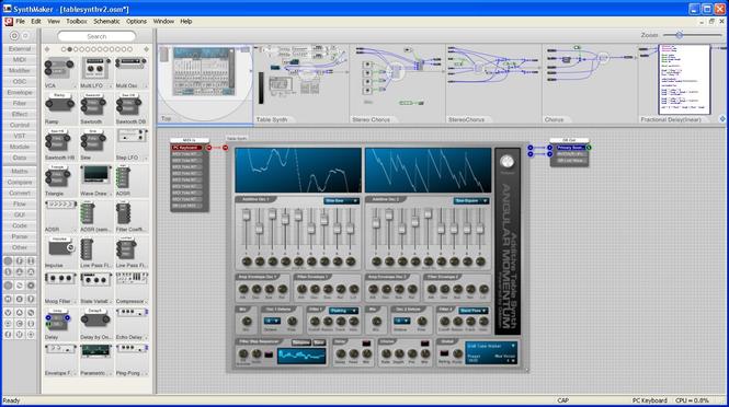 SynthMaker Screenshot 1