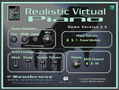 Realistic Virtual Piano VSTi 1