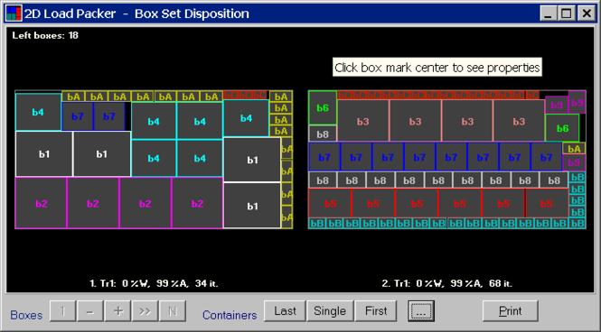 2D Load Packer Screenshot