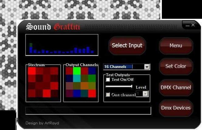 SoundGraffiti Dimmer Screenshot 1