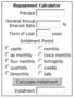 Online Loan Repayment Calculator 1