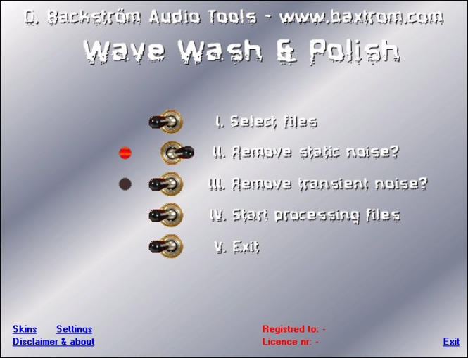 Wave Wash and Polish Screenshot