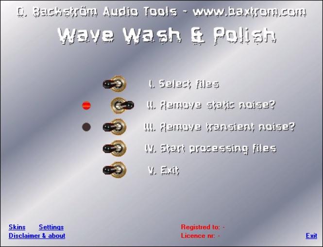 Wave Wash and Polish Screenshot 1