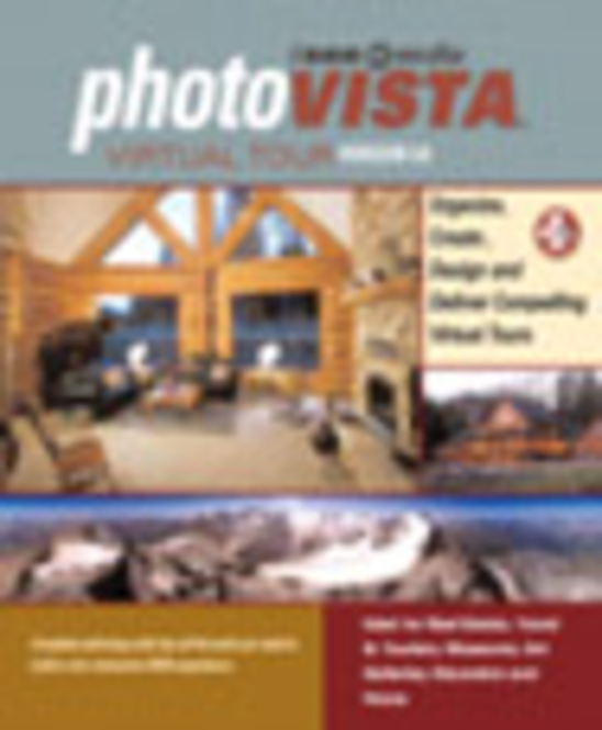 Photovista Virtual Tour Business ESD Screenshot