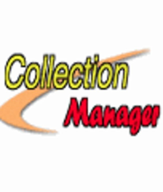Collection Manager Screenshot