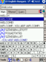 LingvoSoft Talking Dictionary English <-> Hungarian for Pocket PC 1