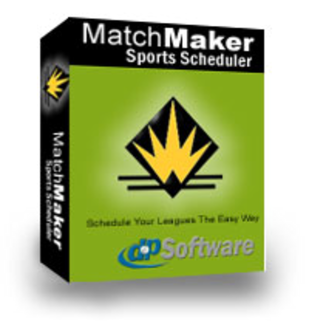 MatchMaker Sports Scheduler Personal Edition Screenshot