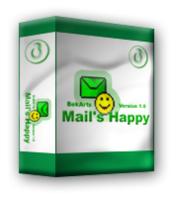 BekArts Mail's Happy Screenshot 1
