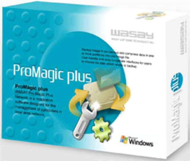 ProMagic Plus Network 5-User Screenshot