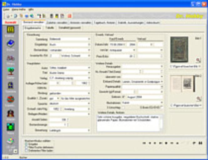 Dr. Hobby - Registrierschlüssel Screenshot