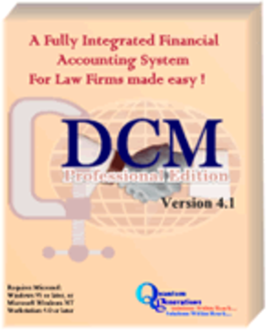 DCM Professional Edition Screenshot 1