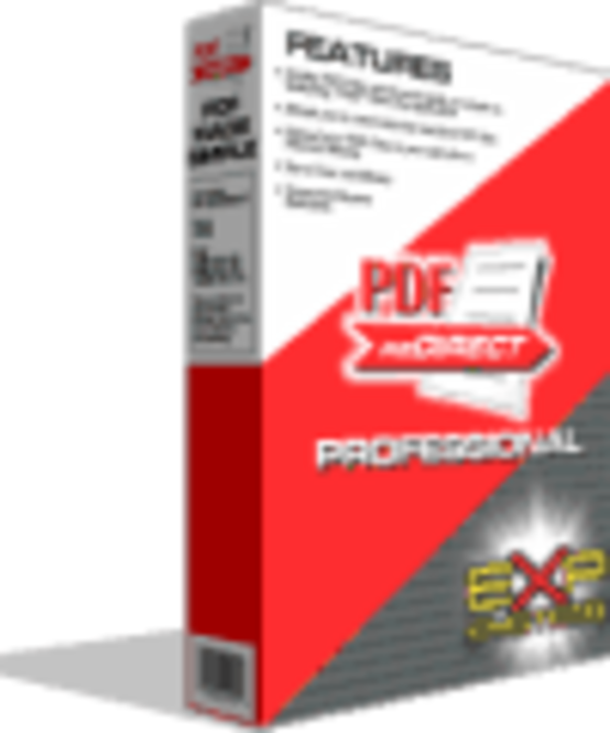 PDF reDirect Pro - 1000 boxed copies Screenshot