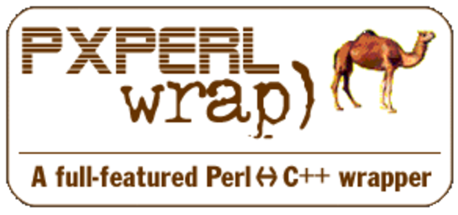 PXPerlWrap Single Developer Commercial License + Source Code (on CD, shipping incl.) Screenshot 1