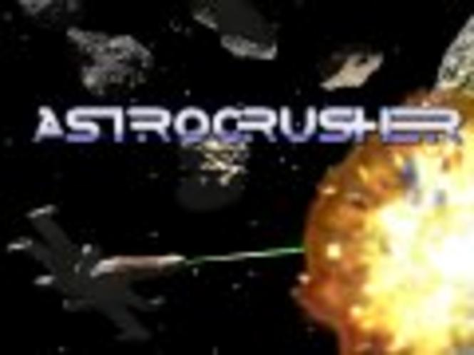 AstroCrusher Deluxe Screenshot