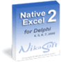 NativeExcel suite v2.x single license 2
