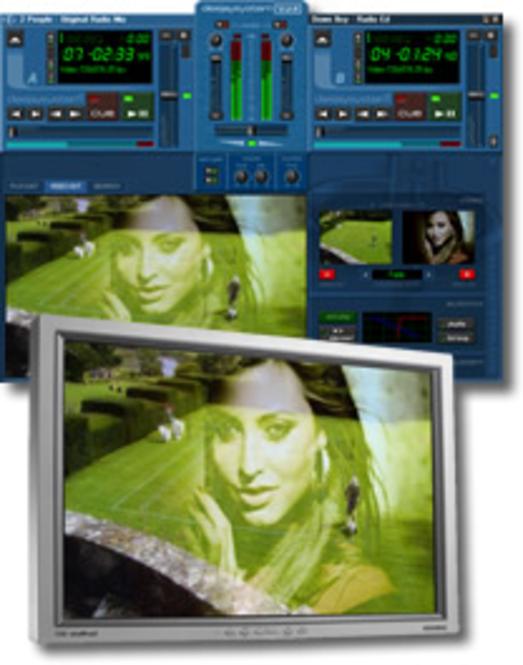 Deejaysystem Video VJ2 Screenshot